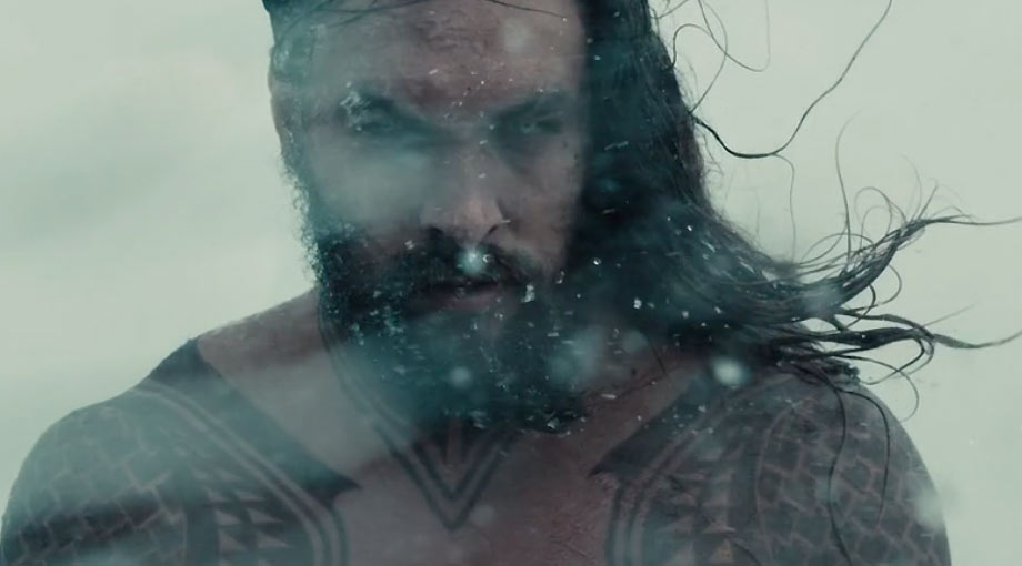 Justice League - Comic Con Trailer