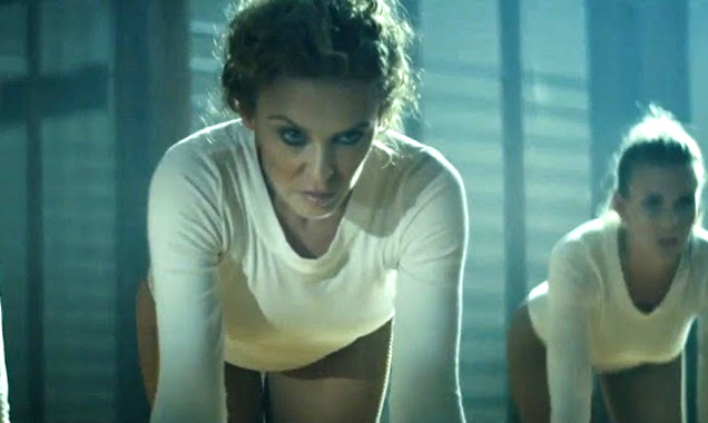 Kylie Minogue - Sexercize Video Video