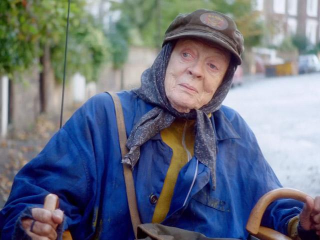 Lady In The Van Trailer