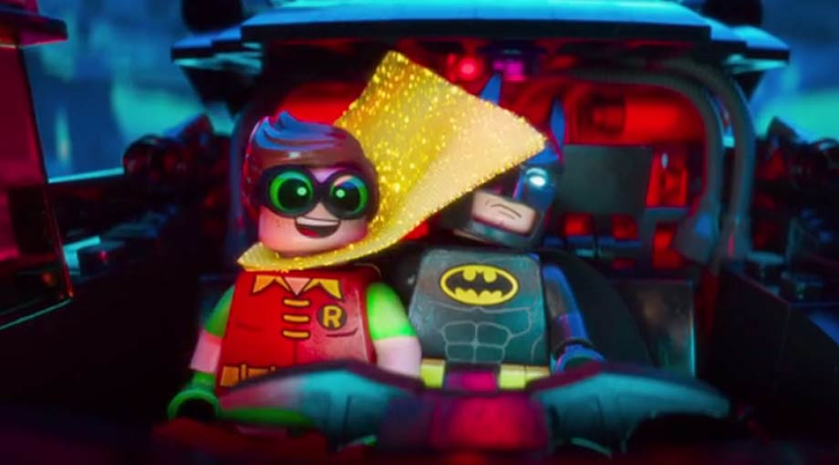 The Lego Batman Movie - Trailer