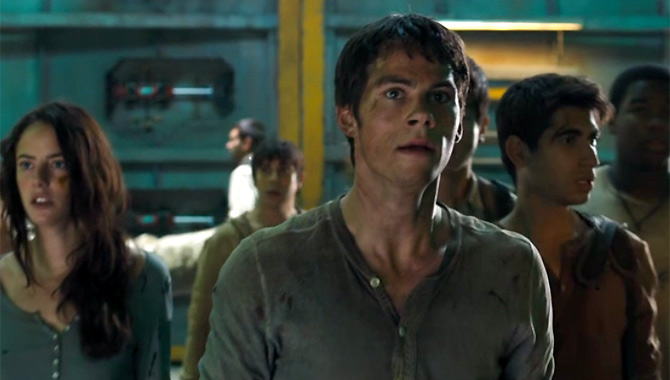 Maze Runner: The Scorch Trials - Teaser Trailer