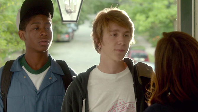 Earl and the Dying Girl - Trailer
