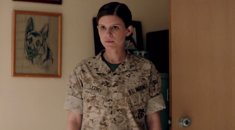 Megan Leavey - Trailer, Clips and Featurette