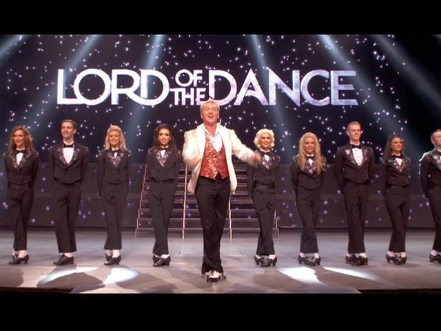 Michael Flatley's Lord Of The Dance: Dangerous Games Trailer