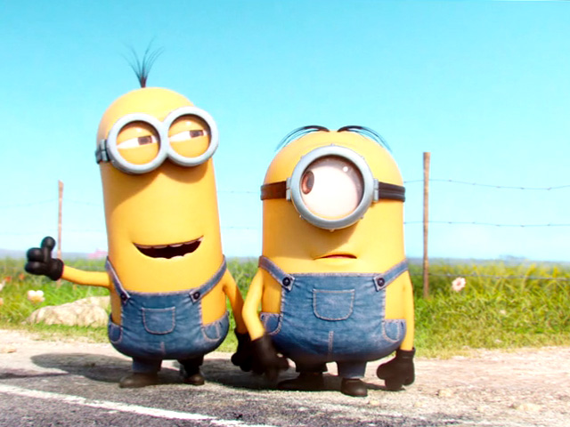 Minions - International Trailer