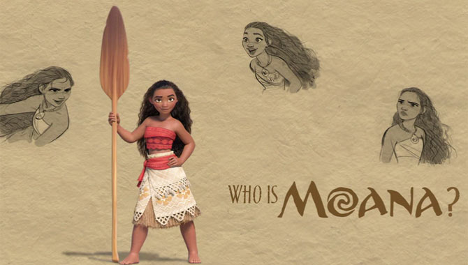 Moana - Who Is Moana Featurette Trailer