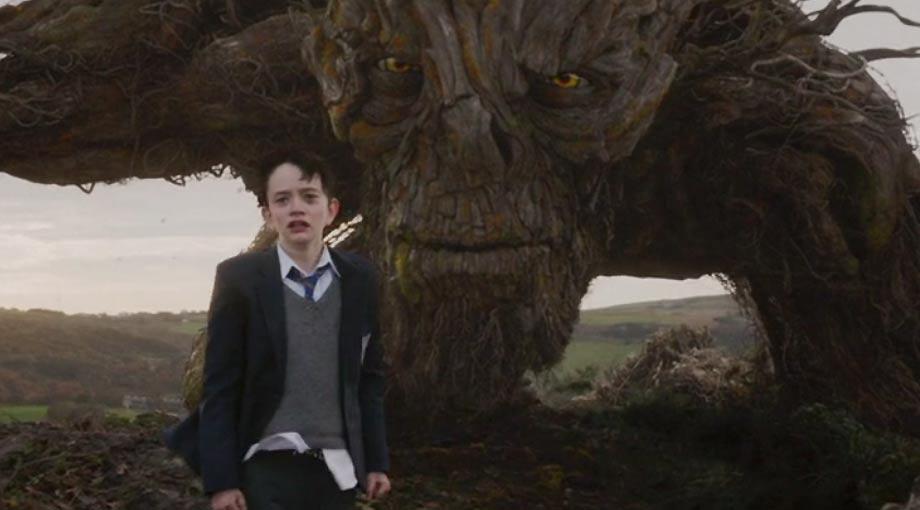 A Monster Calls - Trailer