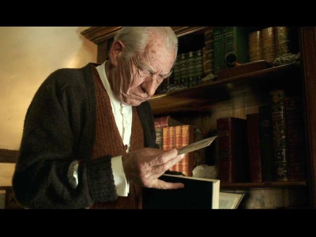 Mr Holmes - Clip