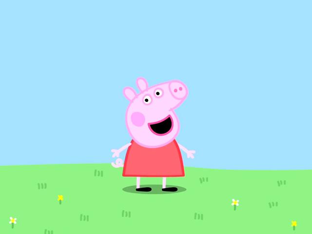 Peppa Pig Trailer