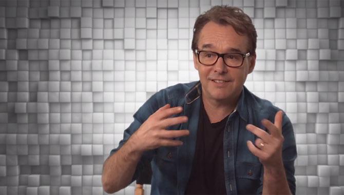 Pixels Chris Columbus - Featurette