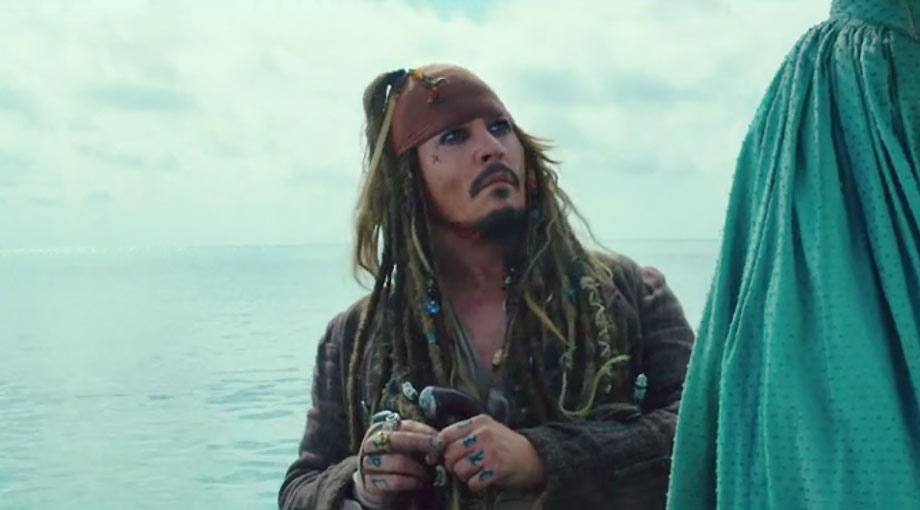 Pirates Of The Caribbean 5: Dead Men Tell No Tales (Salazar's Revenge) Featurette and Trailer