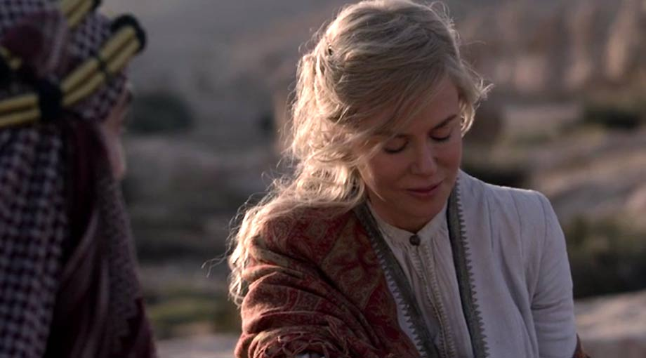 Queen Of The Desert - Trailer