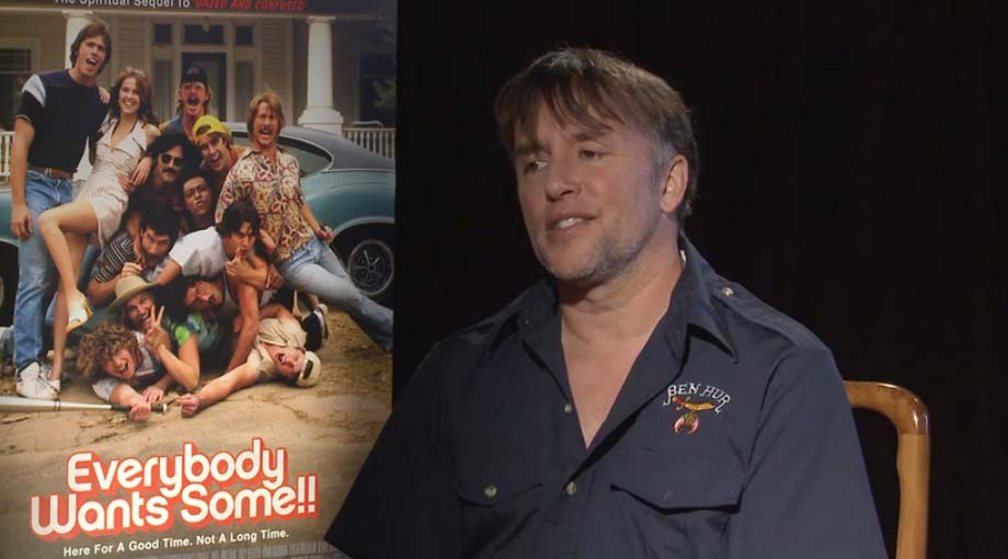 Richard Linklater - Everybody Wants Some Video Interview