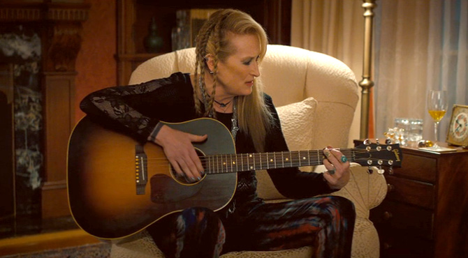 Ricki And The Flash - Drift Away Featurette Trailer