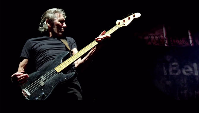 Roger Waters The Wall Trailer