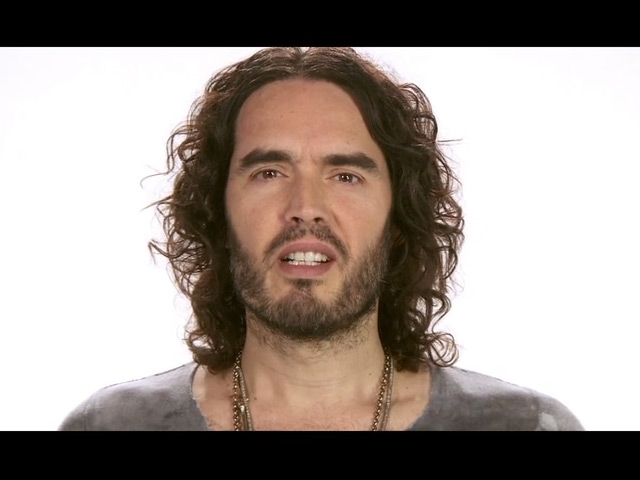 Russell Brand's The Emperor's New Clothes Trailer