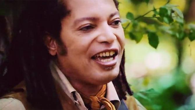 Sananda Maitreya - Blanket On The Ground Video