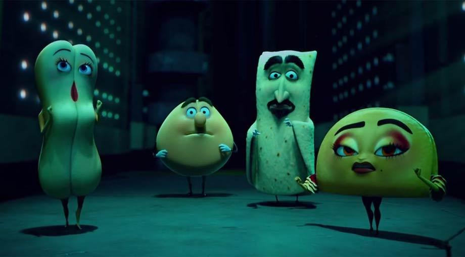 Sausage Party - Teaser Trailer