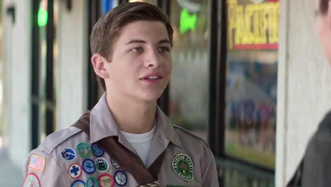 Scouts' Guide To The Zombie Apocalypse Trailer