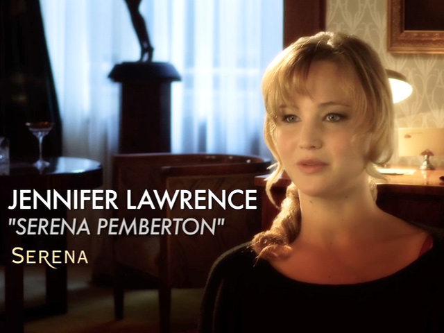 Serena - Featurette