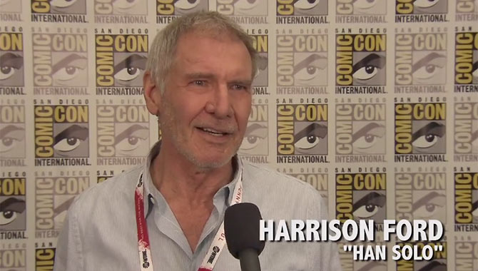 Star Wars - Comic Con Featurette