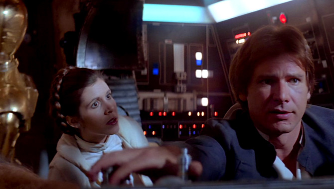 Star Wars: Empire Strikes Back Trailer