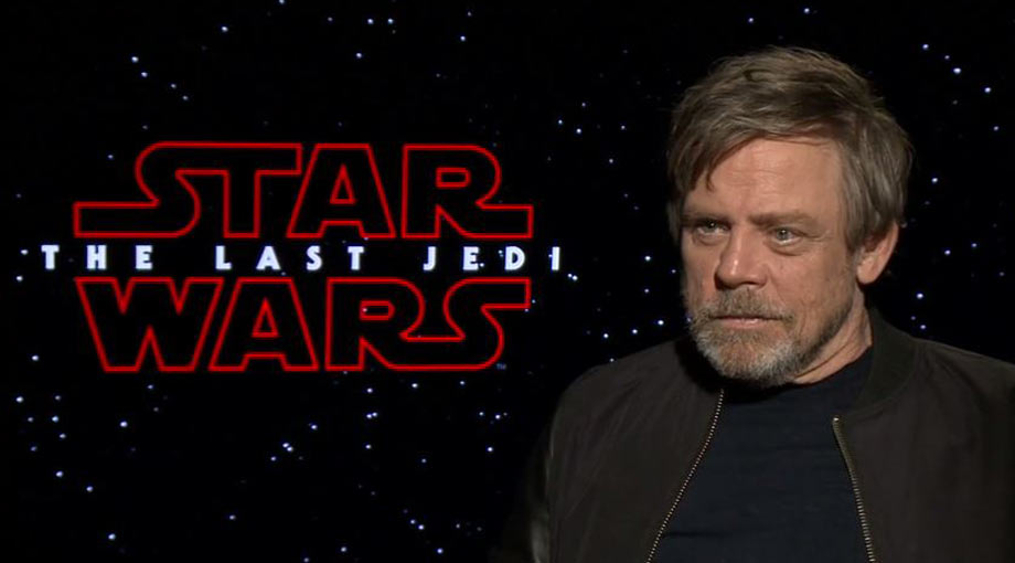 Star Wars: The Last Jedi Video Interviews