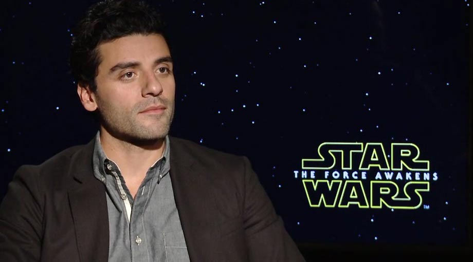 Oscar Isaac - Star Wars: Episode VII - The Force Awakens - Interview