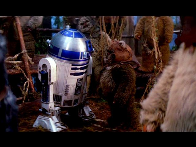 Star Wars: Return Of The Jedi Trailer