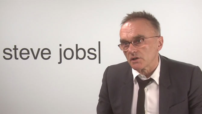 Danny Boyle - Steve Jobs Video Interview
