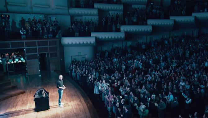 Steve Jobs - First Look Trailer