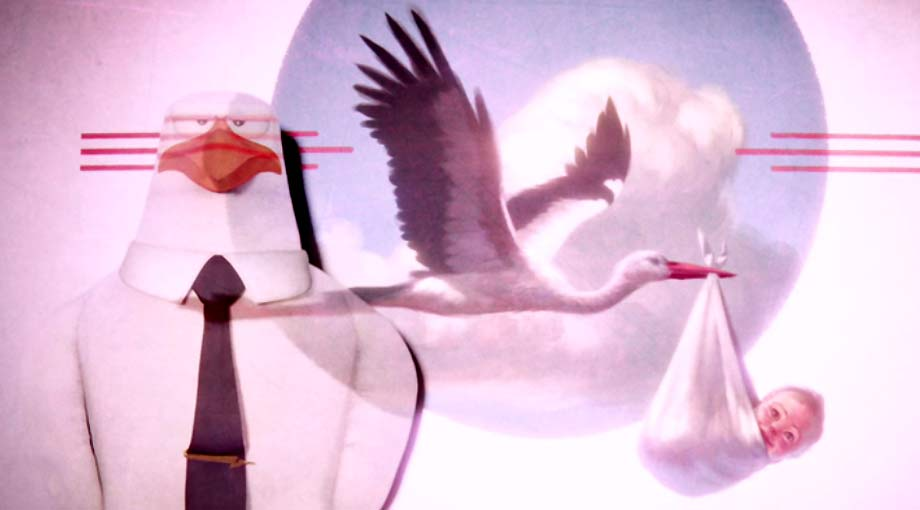 Storks - Teaser Trailer
