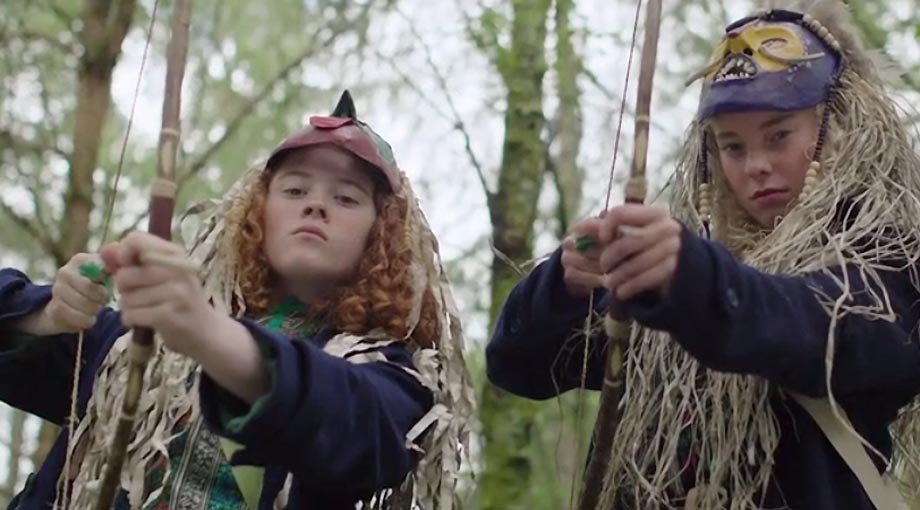 Swallows And Amazons - Trailer