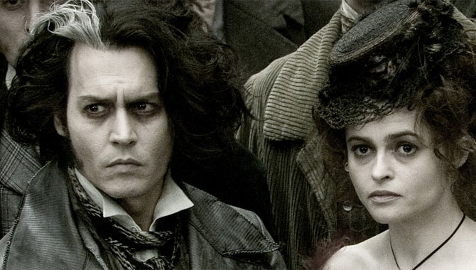 Sweeney Todd The Demon Barber of Fleet Street Trailer