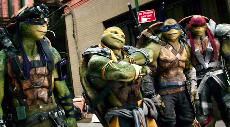 Teenage Mutant Ninja Turtles 2: Out Of The Shadows - Trailer