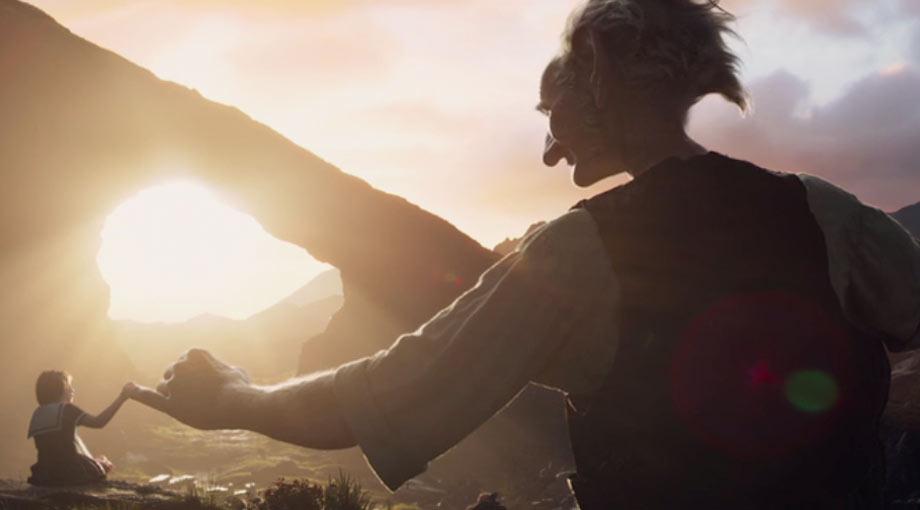 The BFG Extended -  Trailer