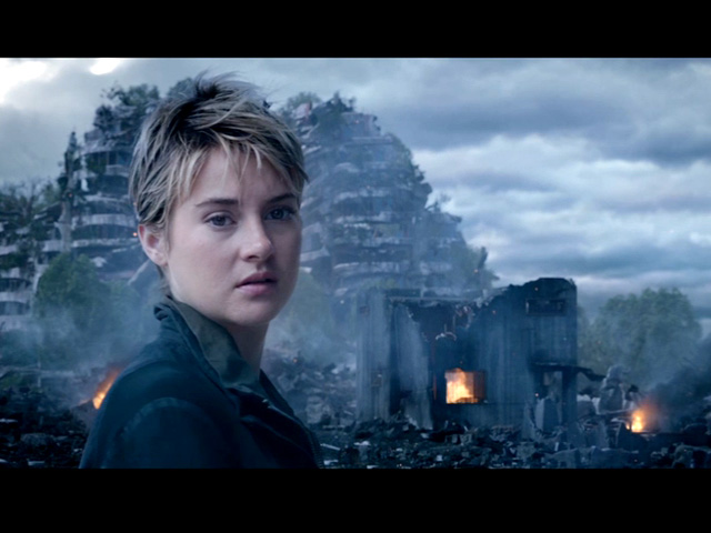 The Divergent Series: Insurgent - Teaser Trailer