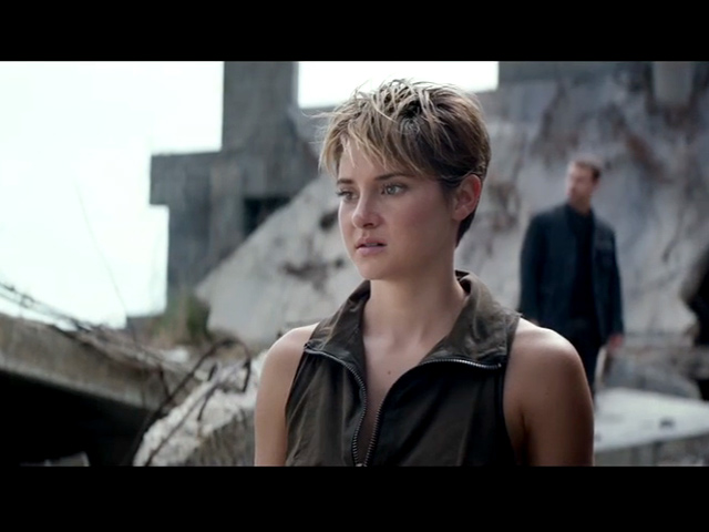 The Divergent Series: Insurgent Trailer