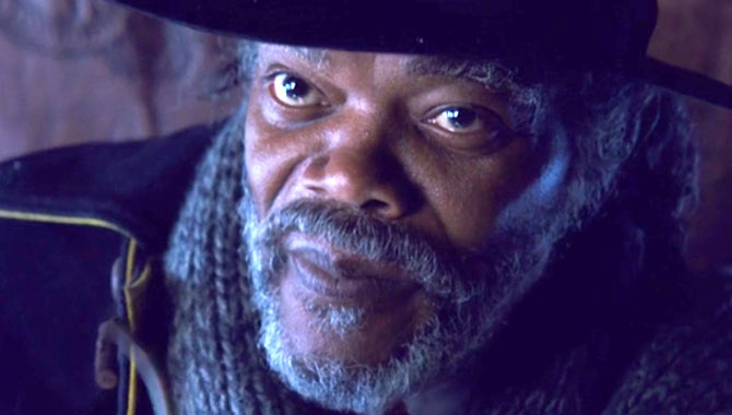 The Hateful Eight - Trailer