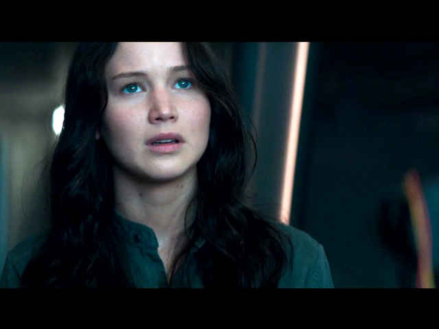 The Hunger Games: Mockingjay, Part 1 Trailer