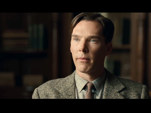 The Imitation Game - Interview Clip
