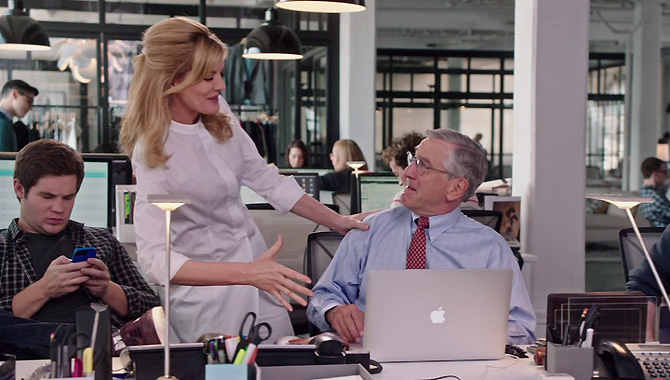 The Intern - Trailer