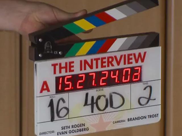 The Interview - Trailer & Featurettes Trailer