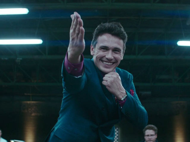 The Interview - Trailer & Featurettes Trailer