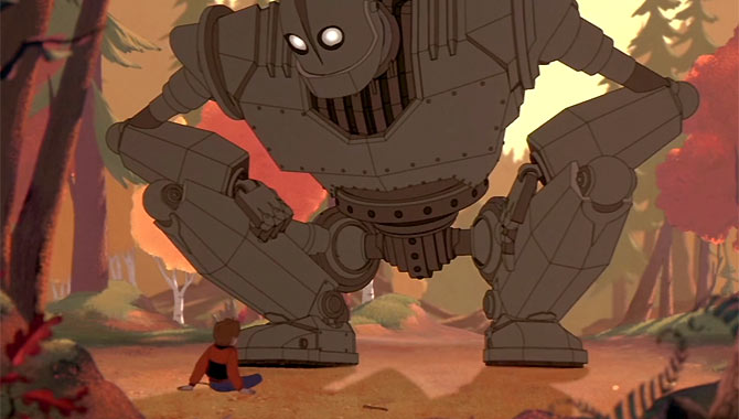 The Iron Giant Trailer