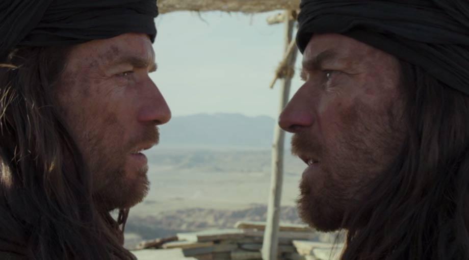 Last Days In The Desert - Trailer