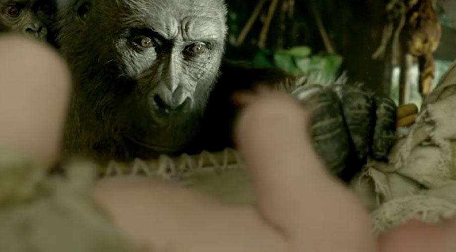The Legend Of Tarzan - Teaser Trailer