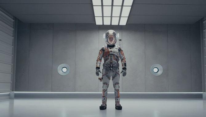 The Martian - Clips Trailer
