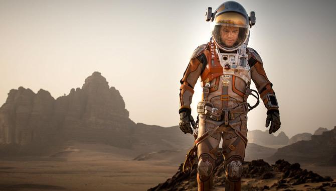 The Martian - International Trailer