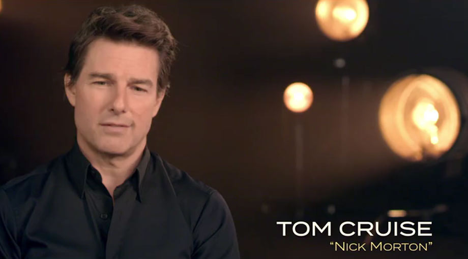 The Mummy - Featurettes, Clips and  Trailer